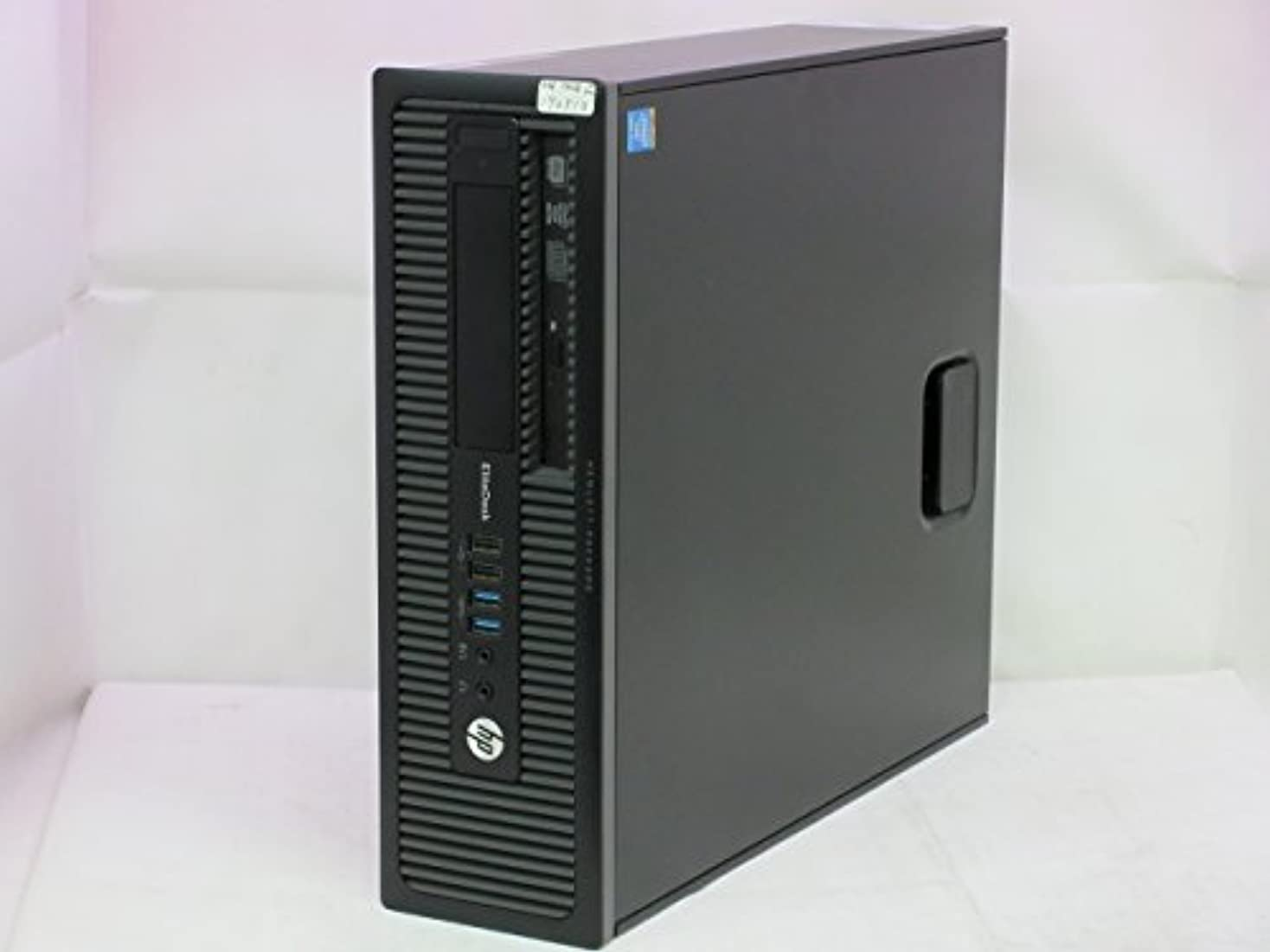 品妥協リレー【中古】 ヒューレット?パッカード HP EliteDesk 800 G1 SF/CT デスクトップパソコン Core i5 4670 メモリ8GB 500GBHDD DVDスーパーマルチ Windows10 Professional 64bit C8N26AV