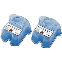 ブラウン(BRAUN) BRAUN(ブラウン) クリーン&リニュー専用 洗浄液カートリッジ CCR2CR 2個入 家電…