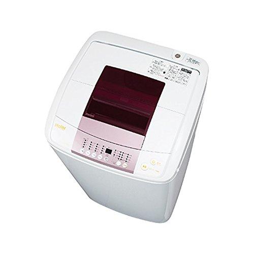 ハイアール 5.5kg 全自動洗濯機 ホワイトHaier JW-KD55B-W