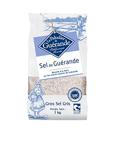セルマランドゲランド ゲランドの塩(あら塩) 1kg