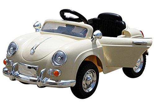 乗用ラジコン 【ポルシェ TYPE】[PB-802]ドイツ オールドタイプ スポーツカー 【乗用玩具...
