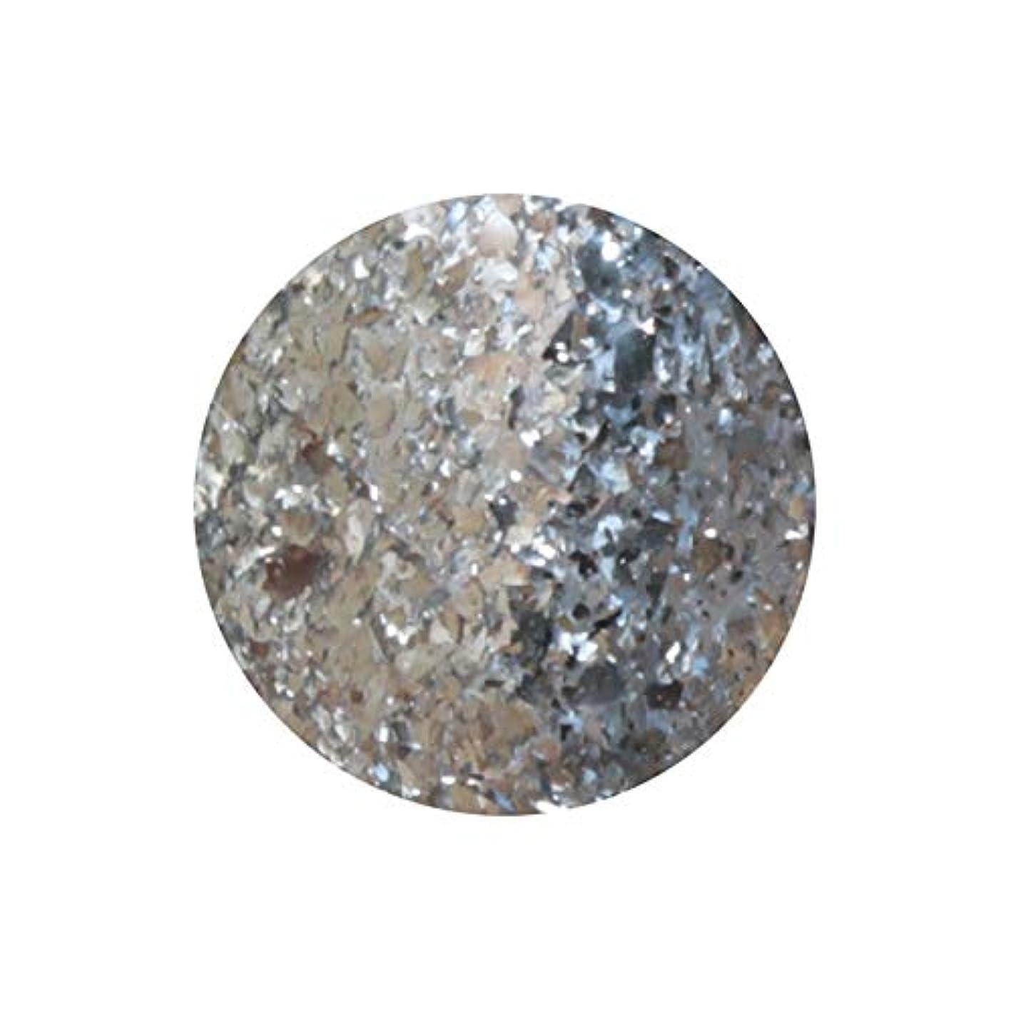 蒸し器思いやりのある収穫【NEW】T-GEL COLLECTION TINY T008 シルバーフレーク 8ml