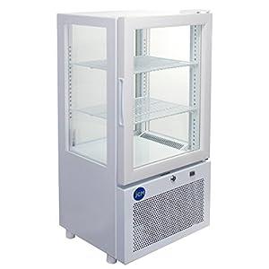 4面ガラス冷蔵ショーケース【JCMS-58】 JCMS-58