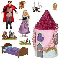 ディズニー(Disney)US公式商品 眠れる森の美女 オーロラ姫 プリンセス おもちゃ 玩具 トイ 8.3cm(高さ) [並行輸入品]