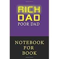 Rich Dad Poor Dad notebook for book: What the Rich Teach The…
