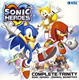 Complete Trinity: Sonic Heroes Original Sound Trax