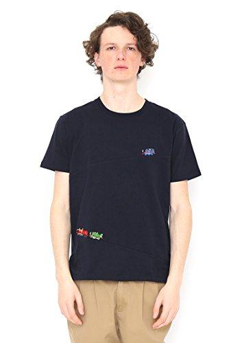 (グラニフ) graniph コラボレーションTシャツ/スロープロード (きかんしゃトーマスショートスリーブティー) (ネイビー) SS