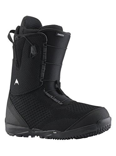 Burton(バートン) スノーボード ブーツ メンズ SWATH 2018-19年モデル 26.5cm BLACK 20316100001 スノボ スピードゾーン レース