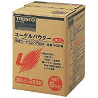 ユーゲルパウダー 1箱6kg 品番:YGP-6 注文番号:57420301 メーカー:トラスコ中山