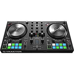 NATIVE INSTRUMENTS ネイティブインストゥルメンツ/2デッキ DJコントローラー TRAKTOR KONTROL S2 MK3