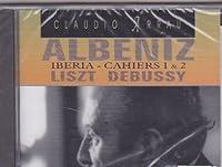 Albeniz/Liszt/Debussy;Iberi