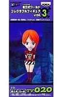 ONE PIECE ワンピース ワールドコレクタブルフィギュア Vol.3 TV020 ナミ BANPRESTO