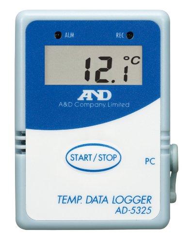 A&D 温度データーロガー AD-5325