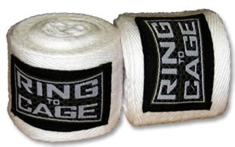 Handwraps cotton-white 120