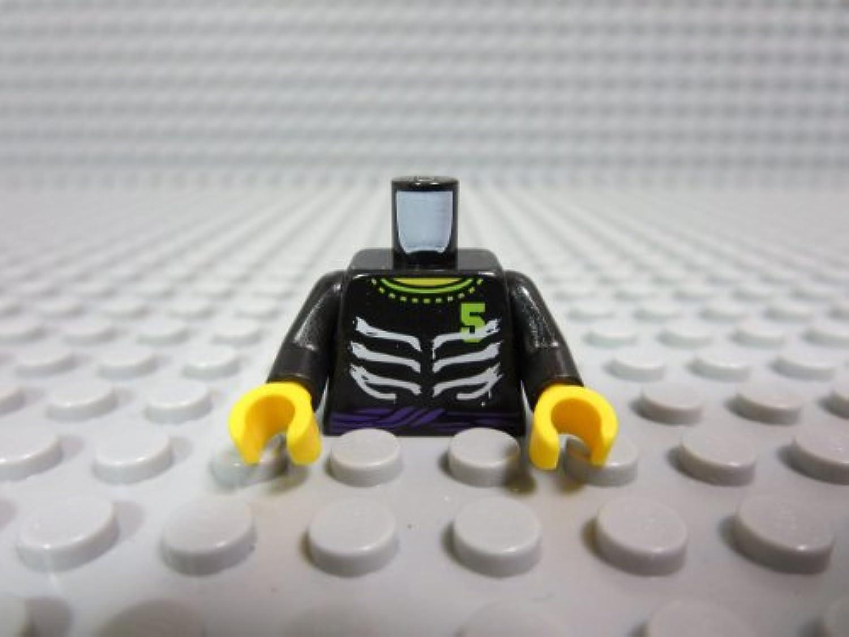 レゴ ミニフィグ 【トルソー】 1019_Black