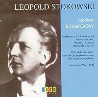 Stokowski Conducts Tchaikovsky