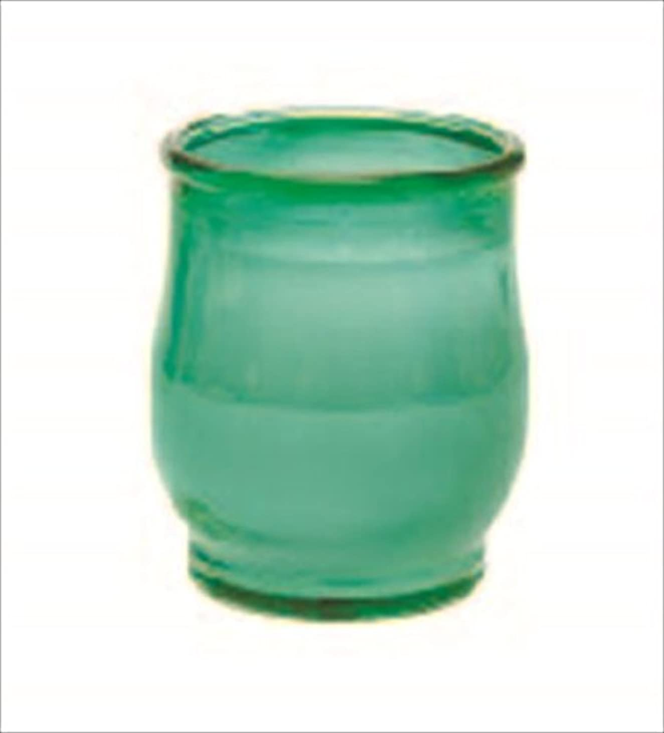 お酒多分文カメヤマキャンドル(kameyama candle) ポシェ 「 グリーン 」