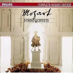 Mozart: String Quintets (Complete Mozart Edition, Vol. 11)