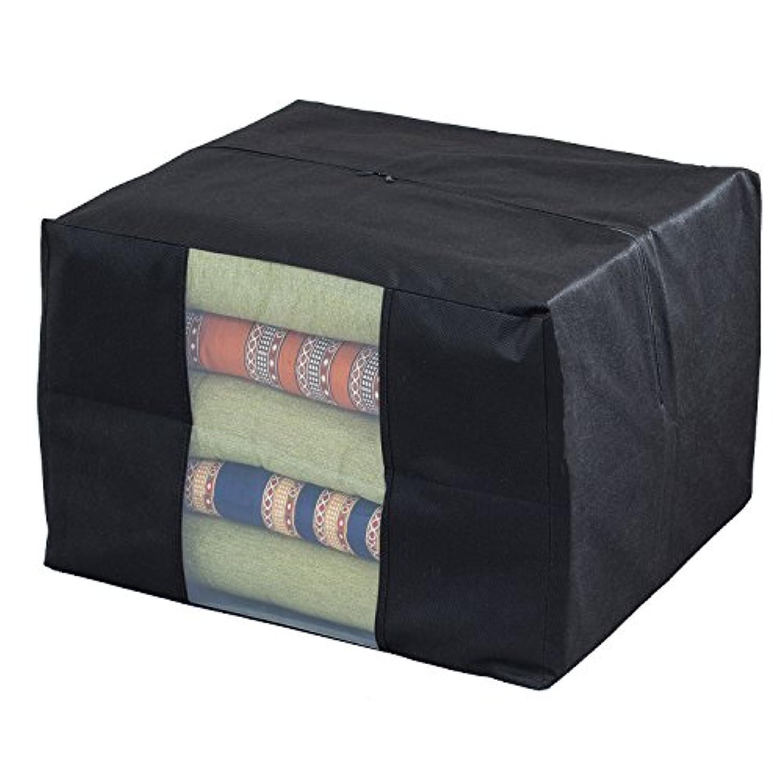 アストロ 座布団収納ケース 抗菌防臭 しながら座布団を保存! 通気性の良い不織布製! 617-54
