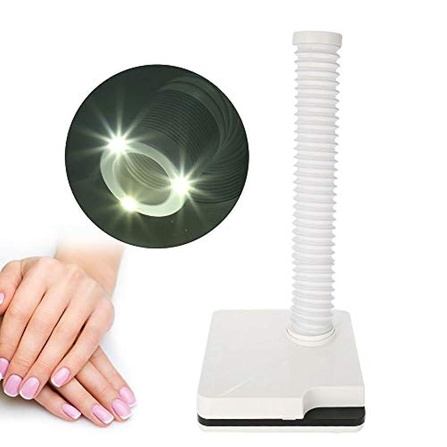 無限普遍的な見習いネイルダストクリーナー,ネイルダストコレクター2-IN-1強力なネイルアート集塵機コレクターマニキュア掃除機 (20 x 21.5 x 7)