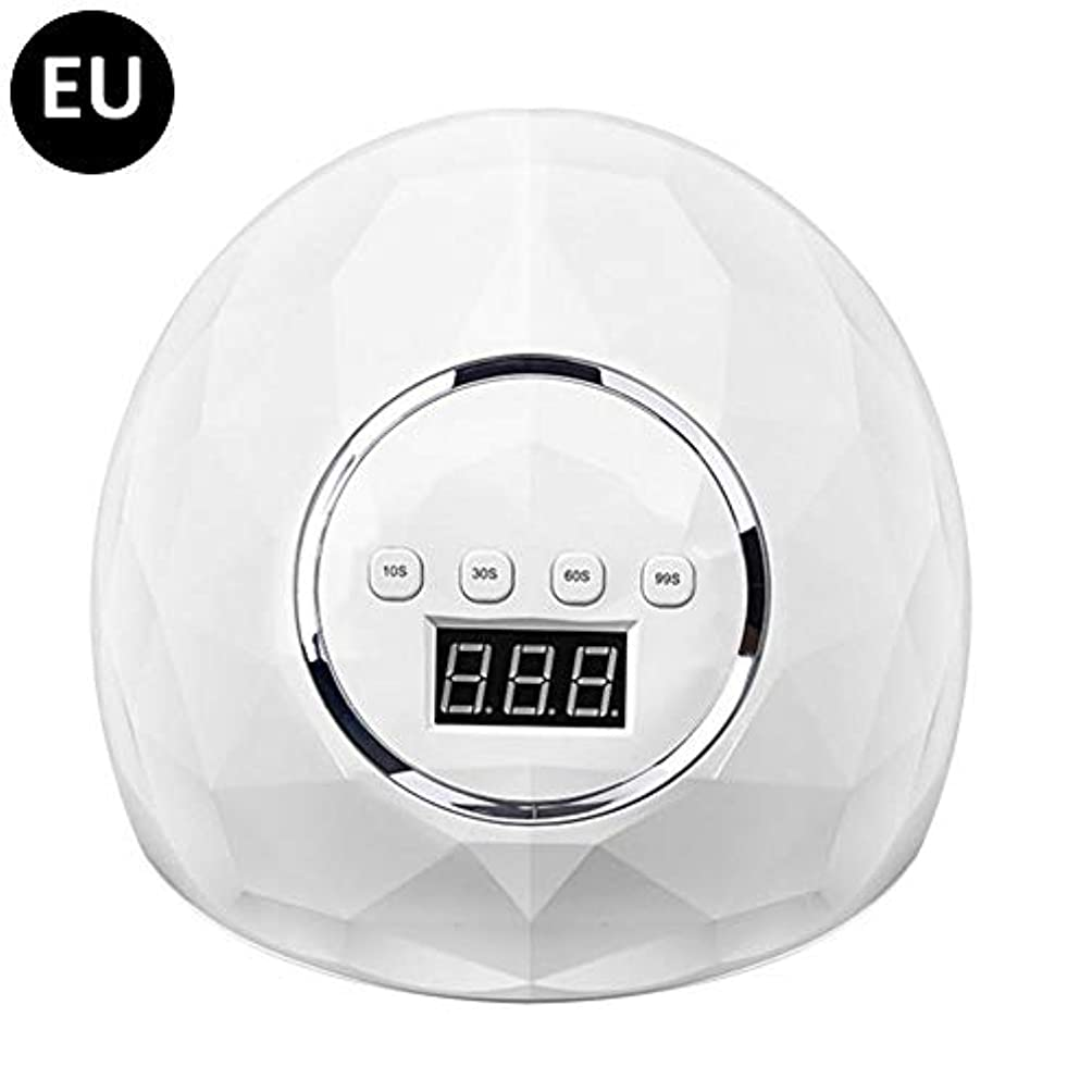 ペンダントレビュアー公式ネイルランプ、LED光線療法機セットインテリジェント誘導86Wハイパワー