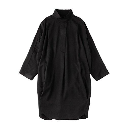 (ドレステリア)DRESSTERIOR コクーンワンピース ブラック(019) 00(FREE)