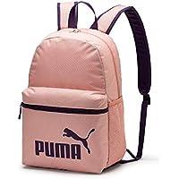 PUMA 075487 PHASE BACKPACK, Peach Bud/Indigo