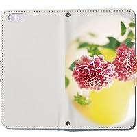 スマホ機種専用 手帳型 iPhoneX (iPhone X) (G002801_03) 専用 花 pop art センス 個性的 スマホケース