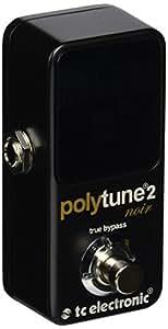 t.c.electronic PolyTune 2 Noir