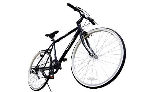 GRAPHIS (グラフィス) クロスバイク 26インチ 6段変速 可動式ステム 11色 GR-001 B00HVTIVPE 1枚目