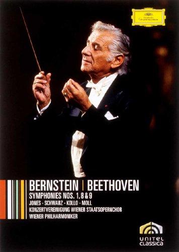 ベートーヴェン:交響曲第1・8・9番 [DVD]