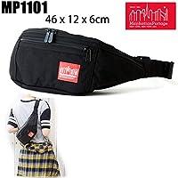 マンハッタンポーテージ リュック ALLEYCAT WAIST Bag ブラック MP1101 Manhattan Portage 【バックパック・リュックサック】