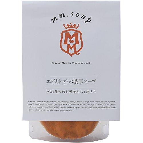 マーゼル マーゼル エビとトマトの濃厚スープ 180ml