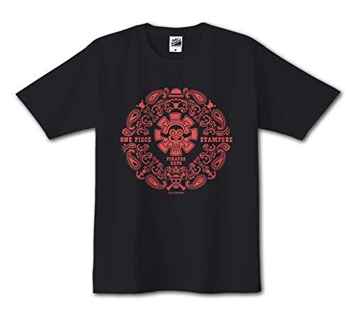 劇場版 ONE PIECE STAMPEDE Tシャツ ブラック Lサイズ