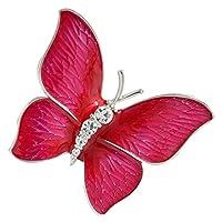 Baoblaze 特別な宝石 衣類付属品 ブローチピン キルトピン タイピン 襟ピン 人気 プレゼント 全5種 - #4