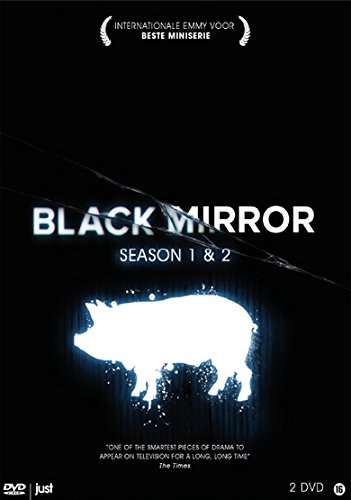 Black Mirror - Series 1&2 ( Black Mirror - First and Second Series ) ( Black Mirror - Series One and Two ) [ NON-USA FORMAT, PAL, Reg.0 Import - Netherlands ]