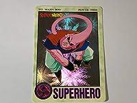 限定 ドラゴンボール カードダス 海外製 SUPER HERO パート6 252番