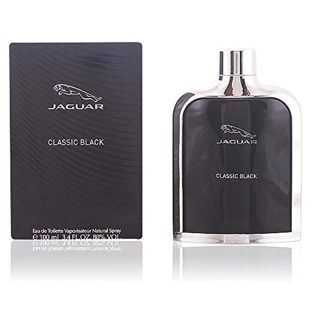 ペグディーラー送ったジャガー クラシック ブラック オードトワレ 100ml JAGUAR CLASSIC BLACK
