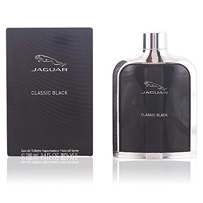 舗装する軌道世界ジャガー クラシック ブラック オードトワレ 100ml JAGUAR CLASSIC BLACK