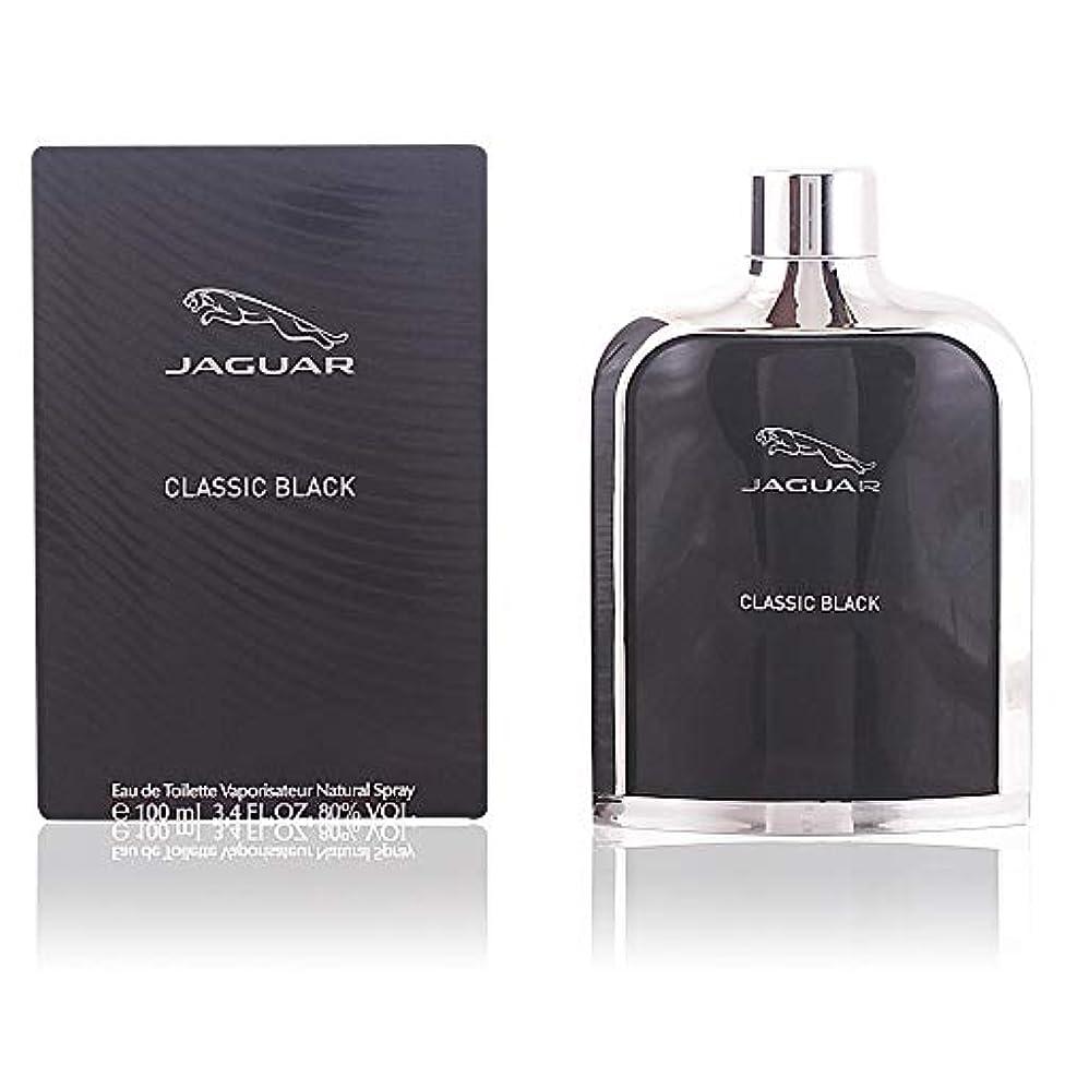 剃る放つ焦げジャガー クラシック ブラック オードトワレ 100ml JAGUAR CLASSIC BLACK
