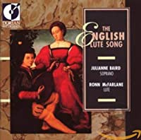 ENGLISH LUTE SONG