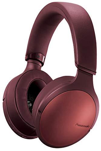 パナソニック 密閉型ヘッドホン ワイヤレス ハイレゾ音源対応 Bluetooth対応 マルーンブラウン 使用ユニット直径40.0mm RP-HD300B-T
