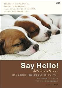 Say Hello! あのこによろしく。 [DVD]