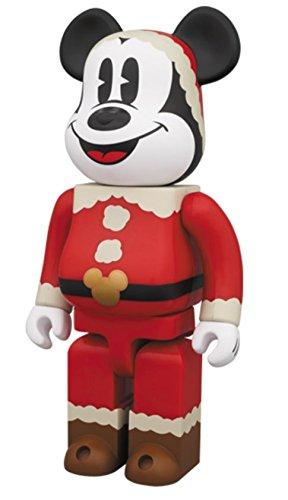 Disney Christmas Party BE@RBRICK 특상400% 미키마우스 산타 Ver.-