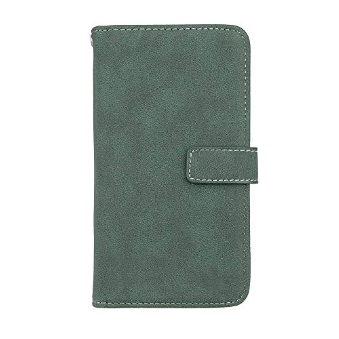 太い汗うねるXiaomi Redmi Note 4X 高品質 マグネット ケース, CUNUS 携帯電話 ケース 軽量 柔軟 高品質 耐摩擦 カード収納 カバー Xiaomi Redmi Note 4X 用, グリーン