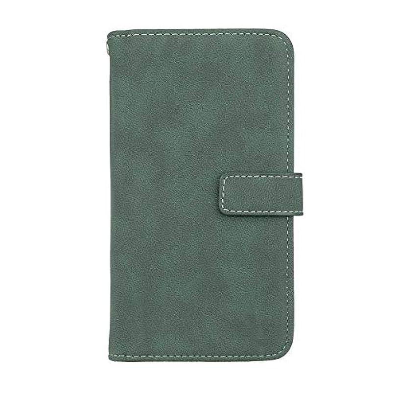 してはいけない血まみれのかりてXiaomi Redmi Note 4X 高品質 マグネット ケース, CUNUS 携帯電話 ケース 軽量 柔軟 高品質 耐摩擦 カード収納 カバー Xiaomi Redmi Note 4X 用, グリーン