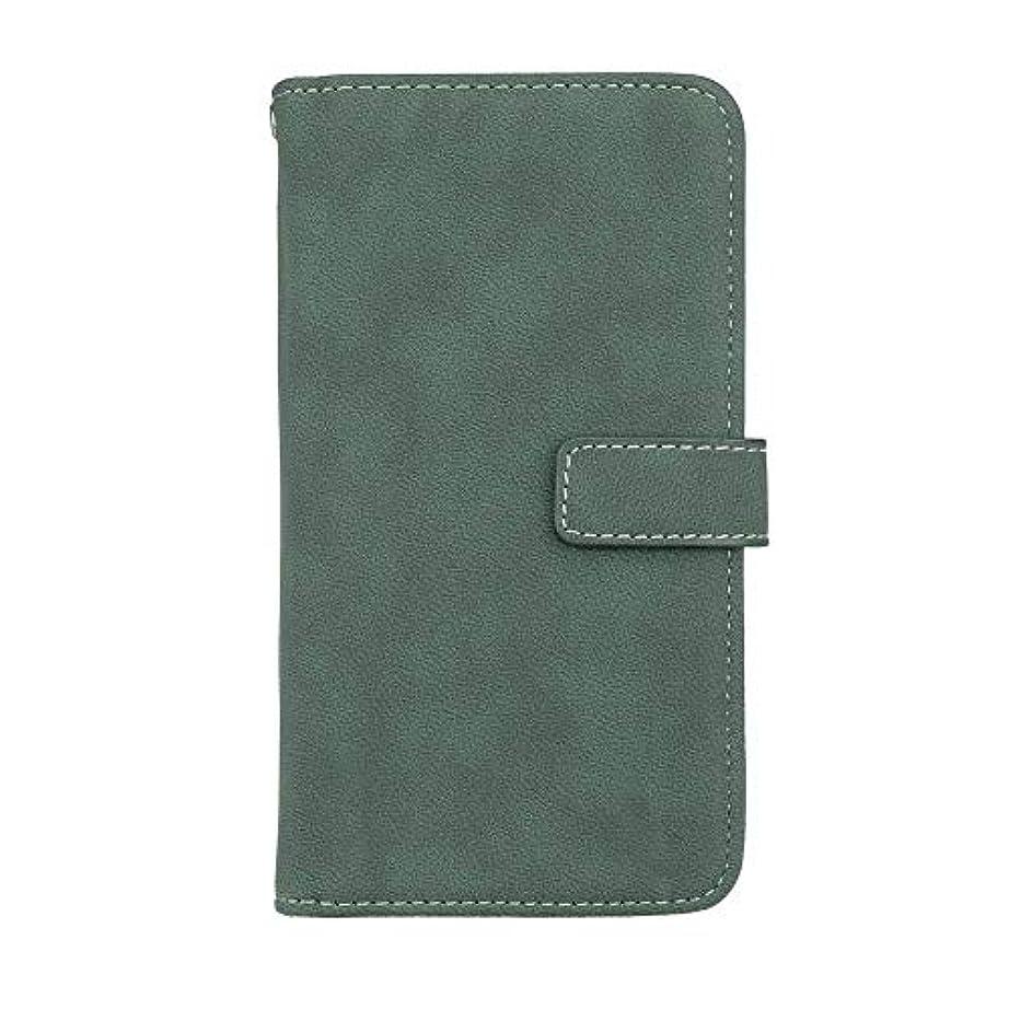 ほのかアルミニウムサイトXiaomi Redmi Note 4X 高品質 マグネット ケース, CUNUS 携帯電話 ケース 軽量 柔軟 高品質 耐摩擦 カード収納 カバー Xiaomi Redmi Note 4X 用, グリーン