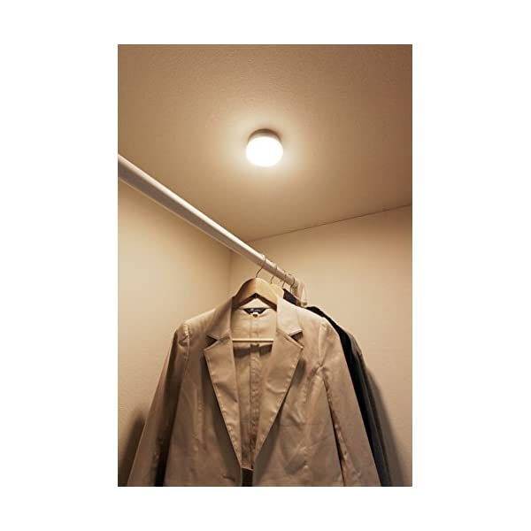 アイリスオーヤマ 乾電池式屋内センサーライト ...の紹介画像5