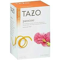 3個セット TAZO/タゾティー パッション カフェインフリー ハーブティー 20ティー[海外直送品]