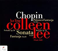 Polonaise-Fantasy by F. Chopin (2009-11-10)